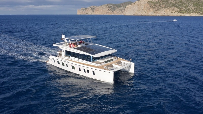 Silent Electric Yachts 55