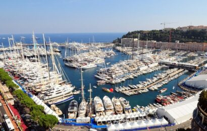 The Largest Yacht Exhibitions