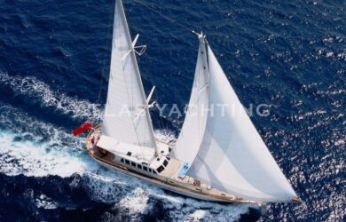 ABS Classed, Steel Hull, 4 Cabin