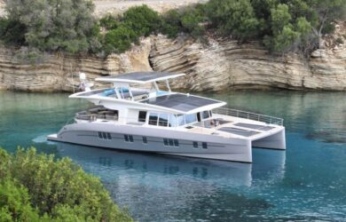 SILENT YACHTS 64