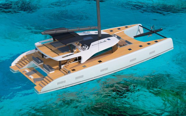 Southern Wind Shipyard embraces the rise of the supercatamaran